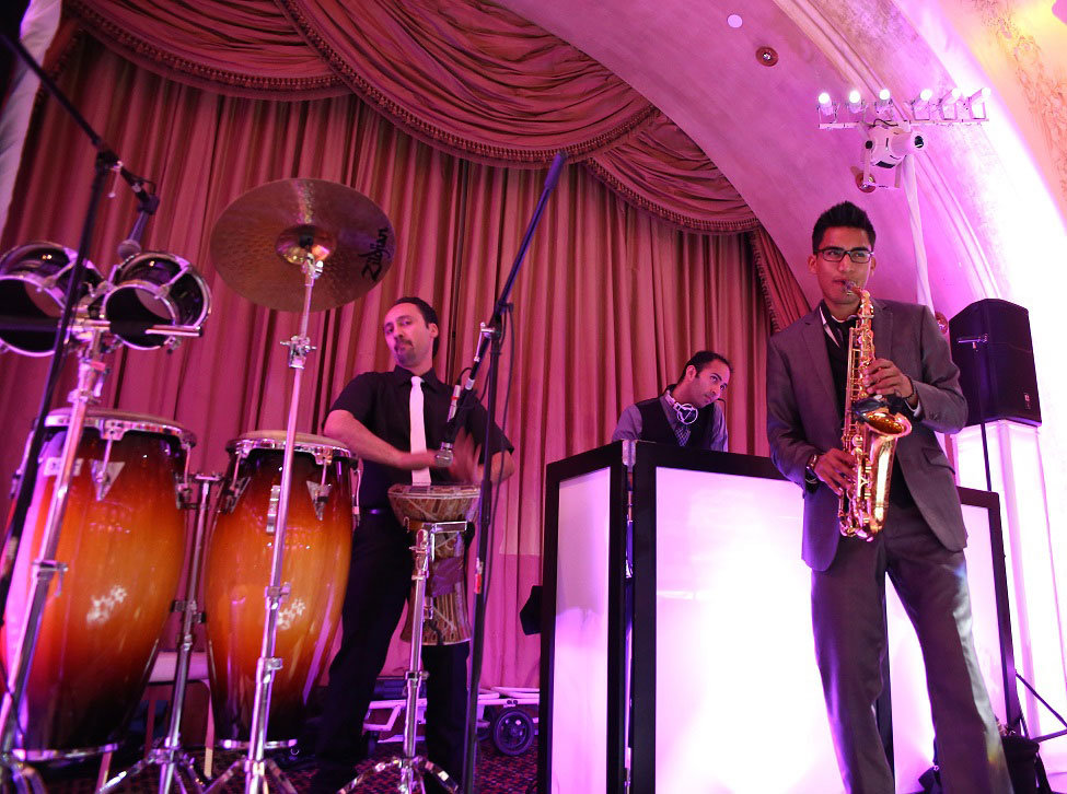 Dashing Events Band