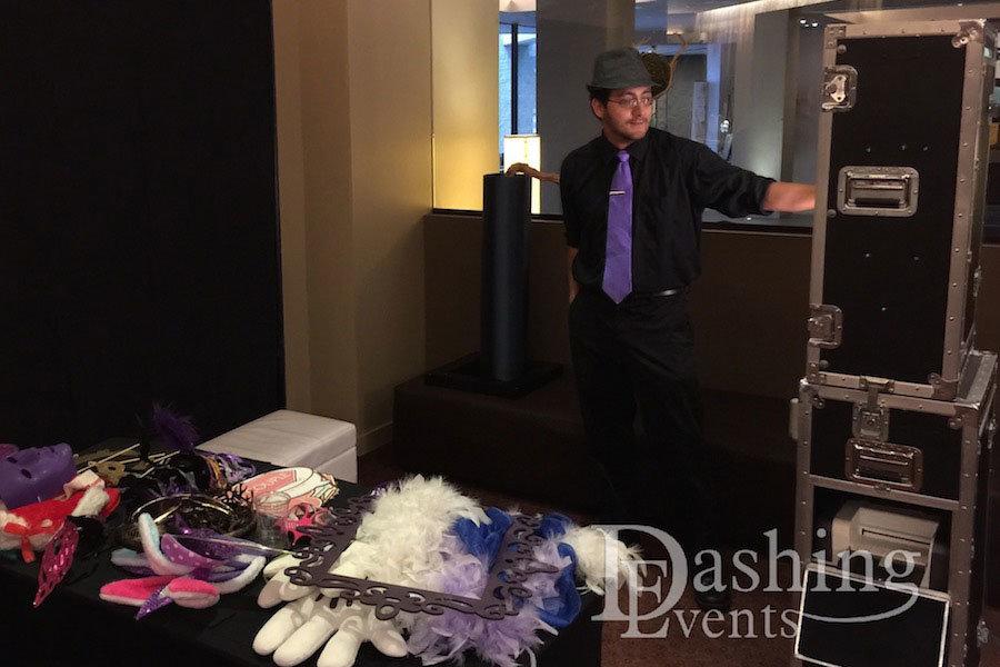 Premium Photo Booth Rental Los Angeles | Dashing Events