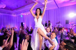 Wedding DJ, Band, Draping, and Lighting