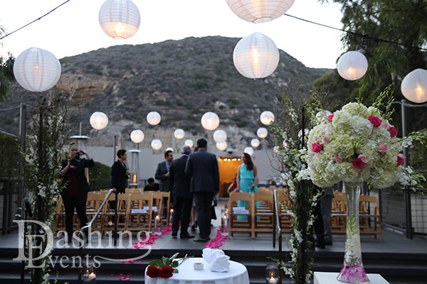 DJ Diary: Persian-American Wedding DJ for Laguna Beach Wedding