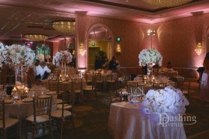 four seasons beverly hills pink uplighting