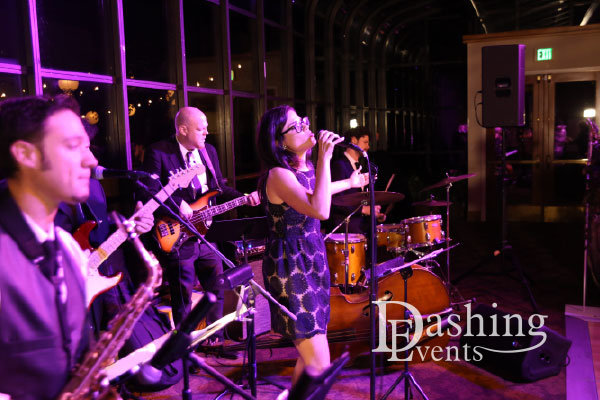 Steel Bird Music band entertains Los Angeles wedding
