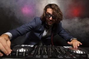 DJ Maz in Action