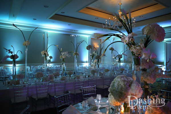 Decor Lighting at Marina Del Rey Ritz Carlton