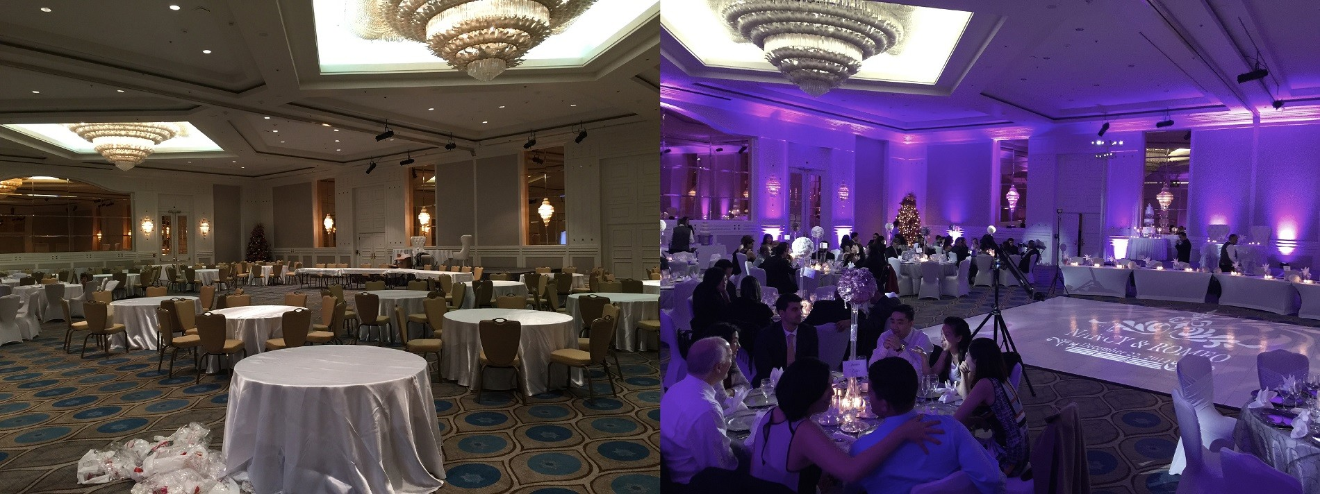 How Decor Lighting Can Make Any Venue Magical