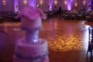 Sportsmen's Lodge Empire Ballroom wedding