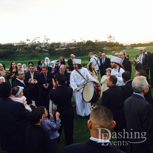 st. regis monarch beach resort zaffe drummers orange county