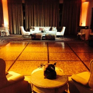 st. regis monarch beach resort white sofa bride and groom lounge lighting