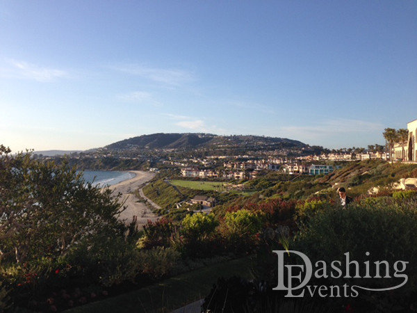 ocean view at ritz carlton laguna niguel pavilion terrace