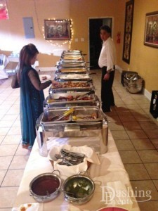 delhi palace restaurant buffet