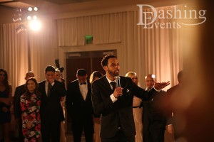 sls hotel beverly hills wedding mc tehran-los angeles action
