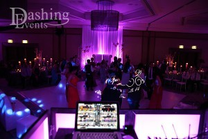 westin san diego wedding crystal ballroom dance floor los angeles dj