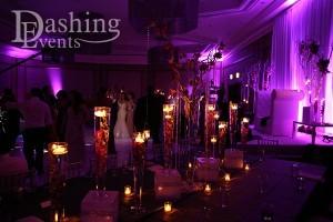 westin san diego wedding crystal ballroom wedding decor