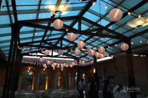 Branca Patio Wedding Lanterns