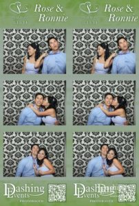 photo booth rental los angeles template