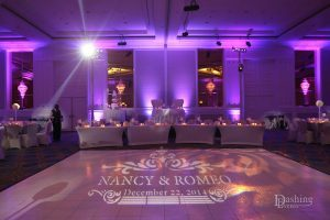 Sheraton Universal Wedding Lighting