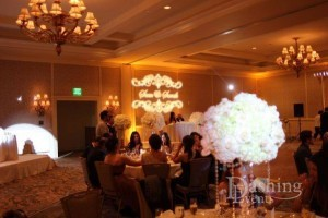 Pinspot and Monogram Lighting