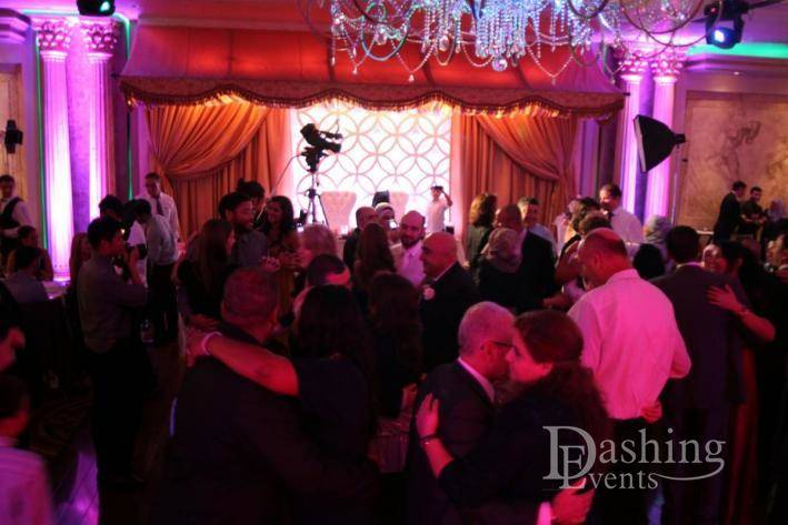 DJ Diary: Iraqi Wedding @ De Luxe Banquet Hall (9/16/12)