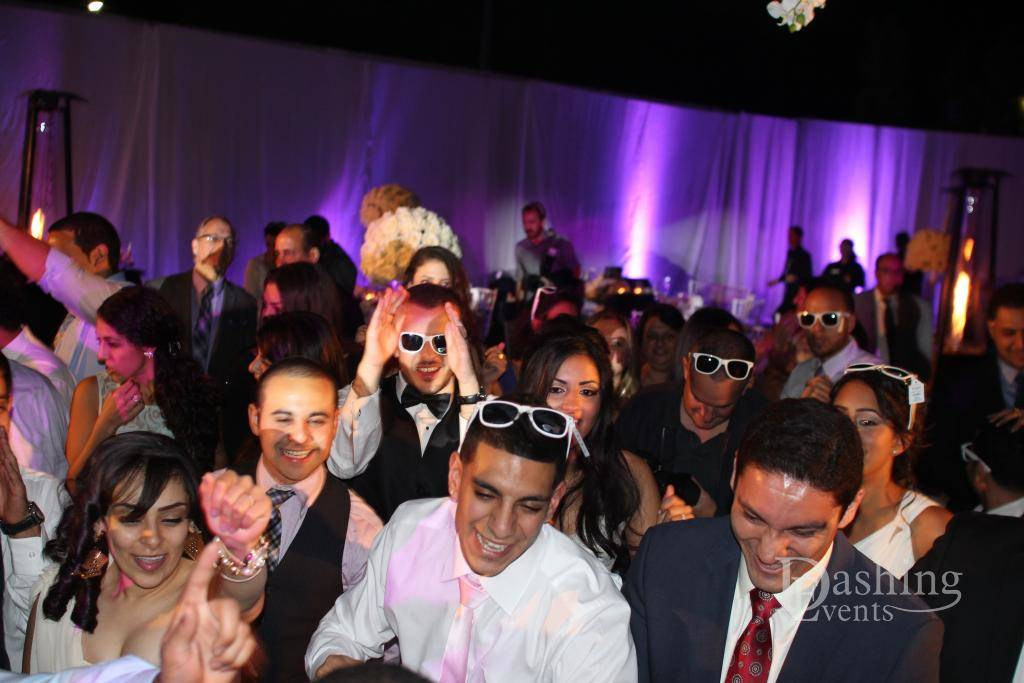 DJ Diary: Egyptian Wedding at Porter Valley Country Club